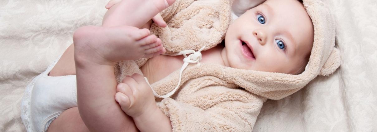 Bébé chiropraxie