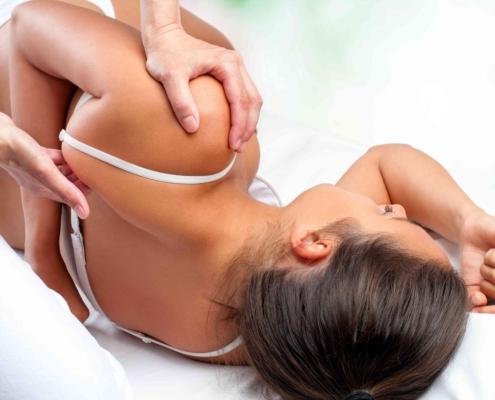 Dos épaule chiropraxie