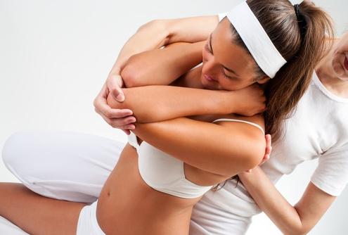 manipulation chiropraxie Elodie Rousset