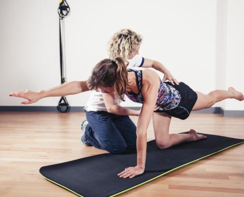 Fitness chiropracteur