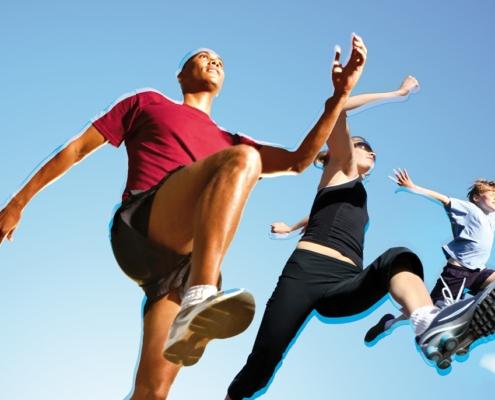 Famille sport chiropraxie