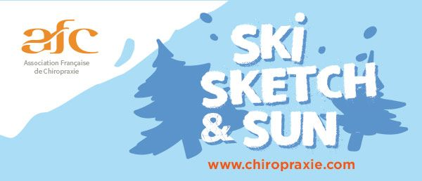 Sport d'hiver chiropraxie