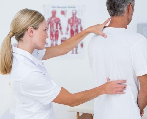 Colonne vertébrale chiropraxie