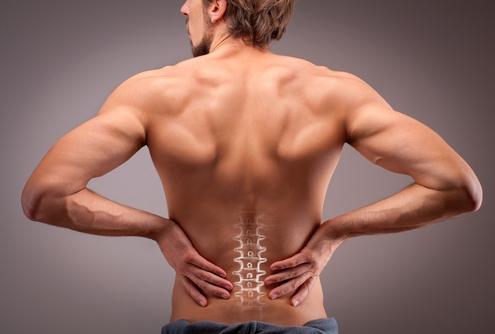 Lombaires colonnes vertébrale chiropraxie